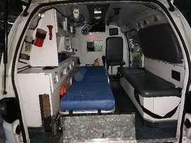 Se vende hermosa ambulancia