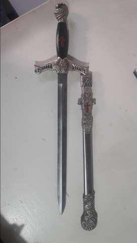 Espada templaria masonica