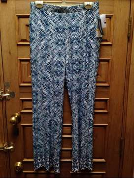Pantalon Palazo Dama M. de Usa Nuevo