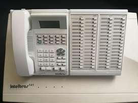 Central Telefónica Intelbras P 60 Anexos