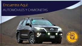 Alquiler Toyota Fortuner - Triny Rent a car