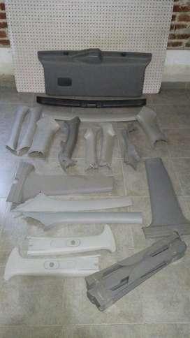 Plasticos de Vw Gol Country