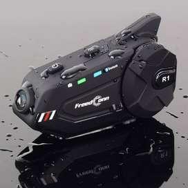 INTERCOMUNICADOR PARA MOTO FreedConn R1plus CON CAMARA INCORPORADA - GoPro