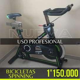 Bicicletas profesionales