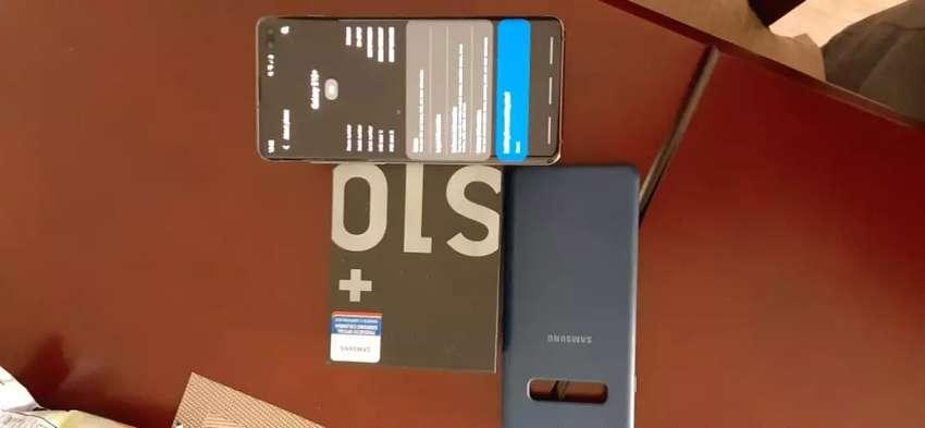 Samsung Galaxy S10+ 0