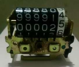 Reloj Cuenta Kilometros Universal Para Velocímetro De Moto