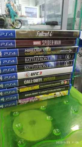 Juegos videos