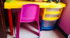 Escritorio Infantil Rimax Como Nuevo