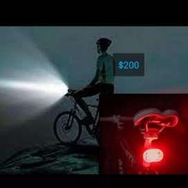 Luces para bicicletas