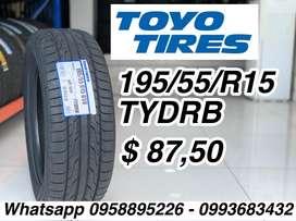 Llanta Toyo 195 55 R15