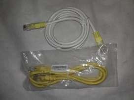 Cables Utp y filtros dobles