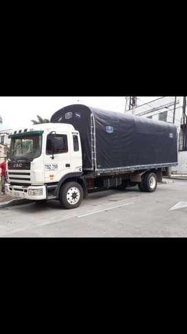 Camion Jac 2012