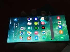 Samsung Galaxy Note 20 Ultra Black 256 gb en caja como nuevo