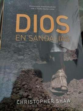 Dios en Sandalias Te Transformará