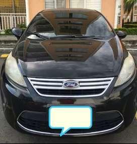 se vende ford fiesta/2011/automatico. verlo es comprarlo.