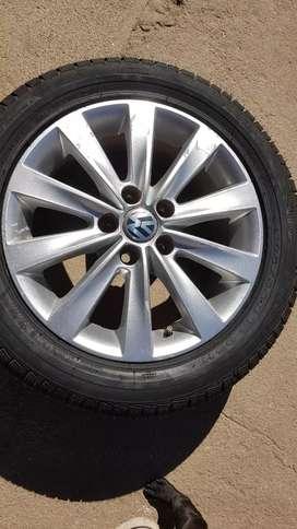 Vendo ruedo nuevo