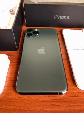 iPhone 11 Pro, 64Gb, NUEVO, Garantía Apple 1 año, factura Ktronix
