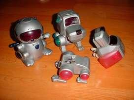 Repuestos de robots perro y robots gato