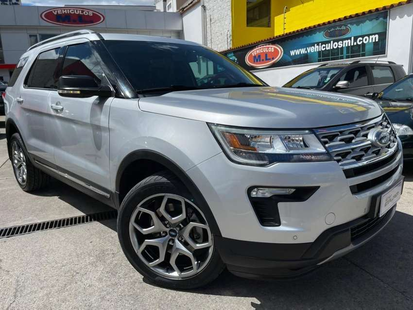 FORD EXPLORER 4x4 FULL EQUIPO 2019 0
