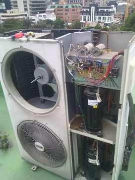 servicio e instalación aire acondicionado