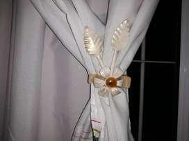 agarraderas para cortinas