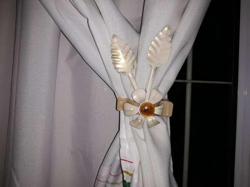 agarraderas para cortinas 0