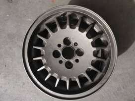 rines  de lujo Aluminio BMW 2002
