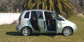 Fiat idea 1.4 elx Nafta/Gnc en excelente estado