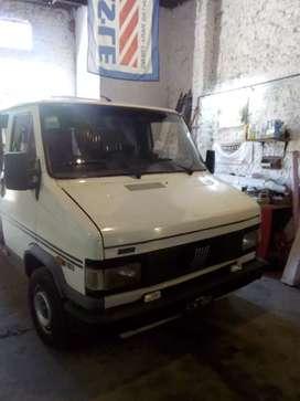 Fiat ducato equipada