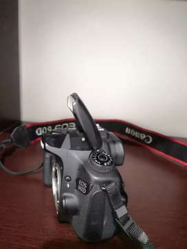 Canon 60d body impecable