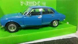 Auto coleccionable Nex