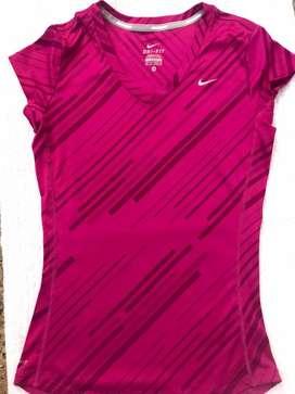 Remera Nike Dri-fit dama