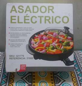 Asador electrico