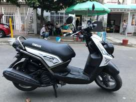 Yamaha bws X 125 al día 2016