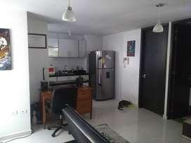 Apartaestudio en arrendamiento - San Alonso