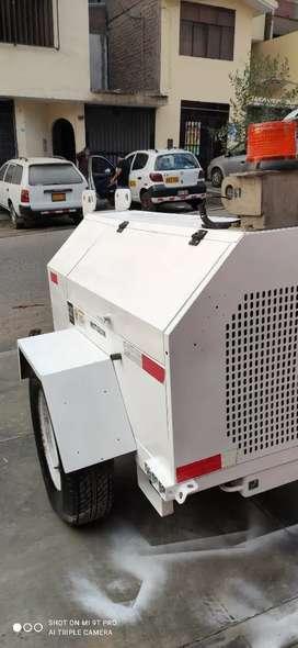 Generadores 6kw motor Caterpillar c1 /5000 soles