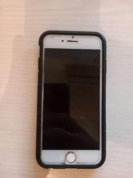 Iphone 6s Silver 64GB usado no anda el botón home