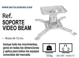 Base Soporte Para Vídeo Beam