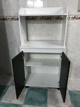 Mueble modulo para microondas