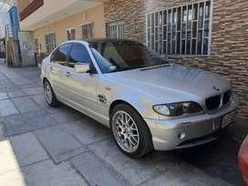 Vendo mi auto BMW 320i limosier del 2004