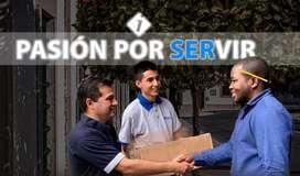 Gran Oportunidad Laboral / Conductor turbo,nkr, npr, doble troque