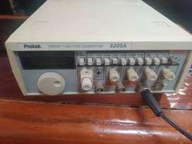 Generador de señales(ondas) Protek 9205A