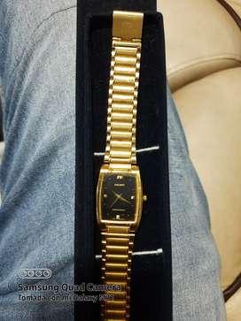 Vendo hermoso reloj orient clásico original