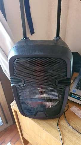 Speaker Amaz Karaoke Bluetooh con Micro