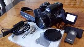 Camara digital nikon coolpix 8800
