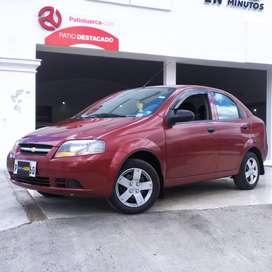 Chevrolet Aveo Family 2019