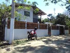 ALQUILO linda propiedad de playa en San José, provincia de Santa Elena.