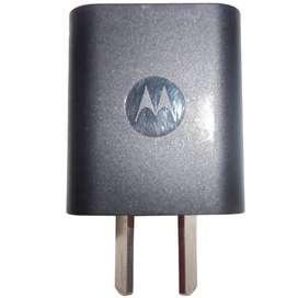 Cargador Motorola Usb 5v 1a Sin Cable usado anda bien