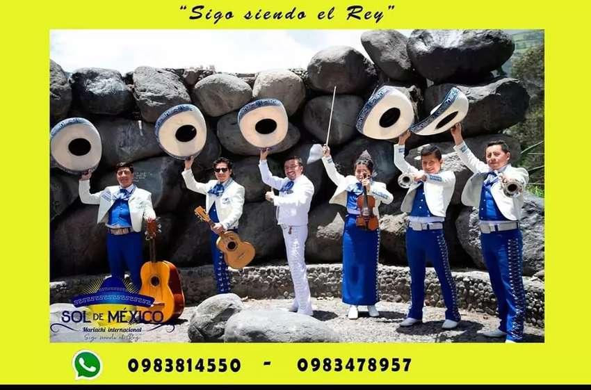 Mariachis en Quito siempre a tu servicio 0