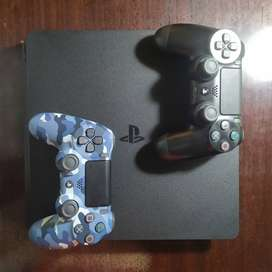 PLAY STATION 4 - 1TB (PS4)